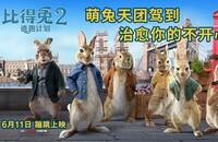 2021动画《比得兔2:逃跑计划》4K.BD中英双字
